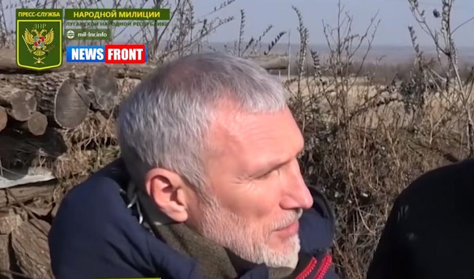 Війна на Донбасі: Геращенко готує запит щодо візиту депутатів Держдуми у район розведення сторін, скріншот відео
