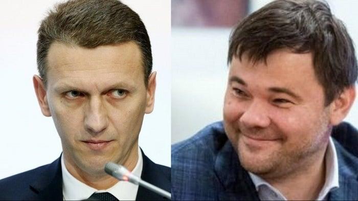 Роман Труба, Андрій Богдан