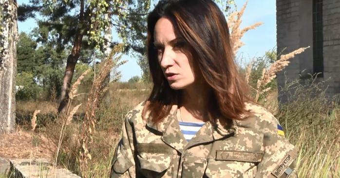 Волонтерка Маруся Звіробій. Фото: startko.co.ua