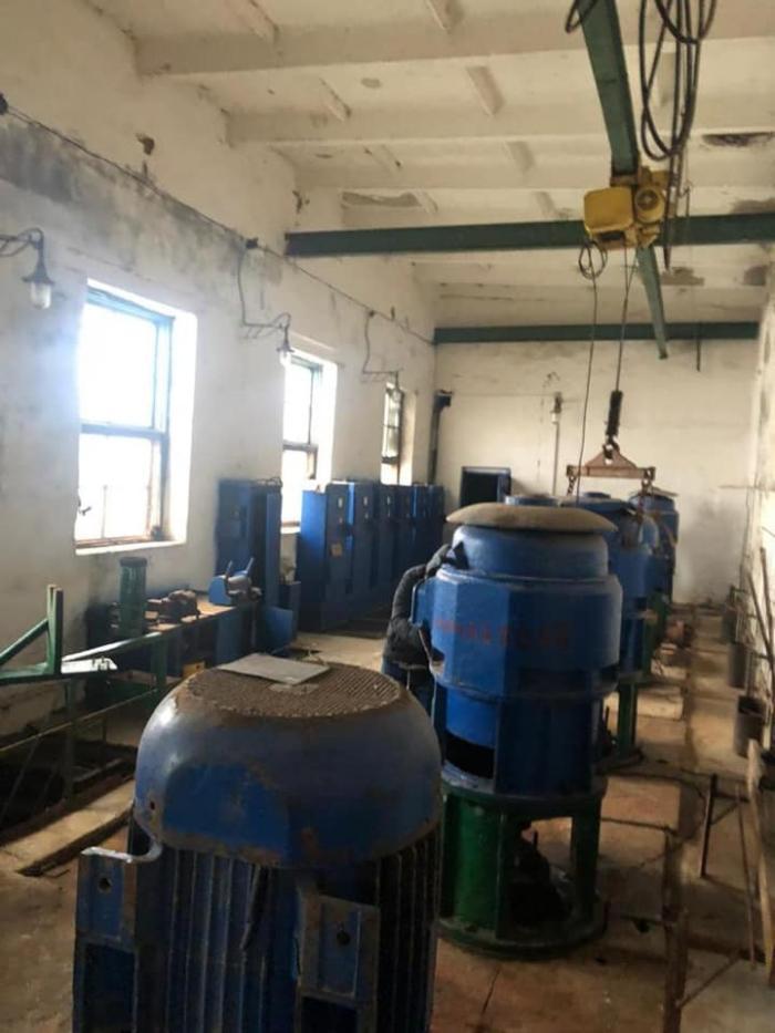 Насосна станція забезпечувала сировиною завод в окупованому Криму, фото: прокуратура АР Крим
