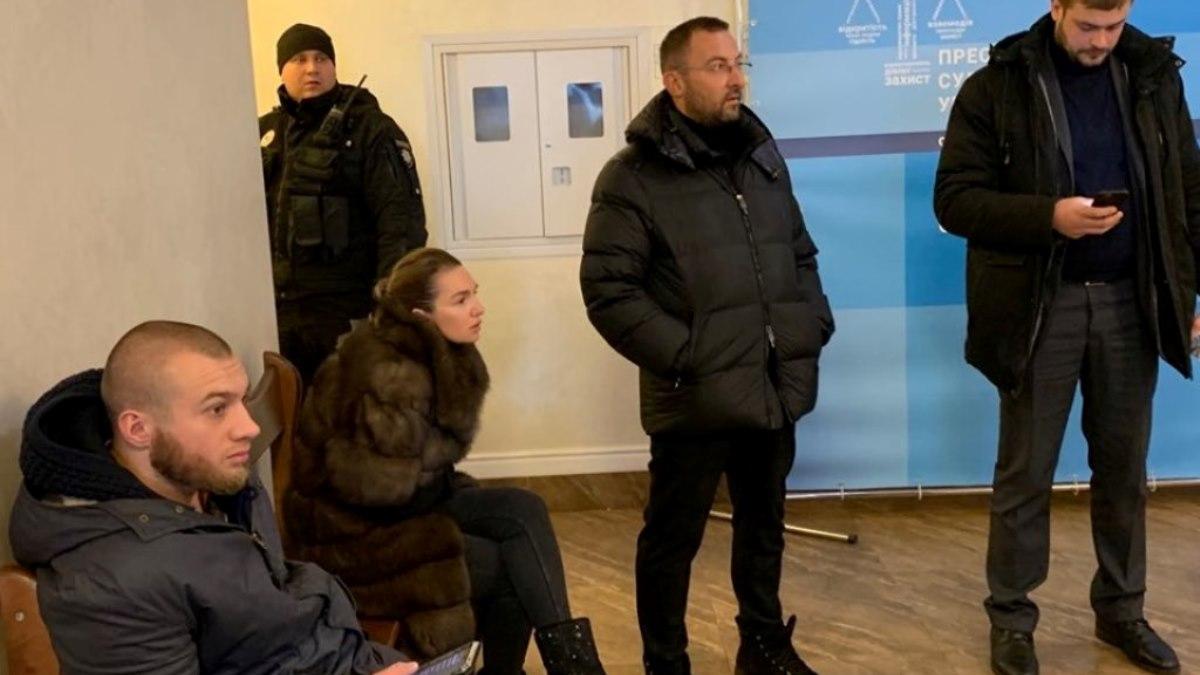 Убийство ребенка в Киеве: подозреваемых арестовали, депутат Соболев в суде назвал фамилии своих недругов. Фото: Информатор
