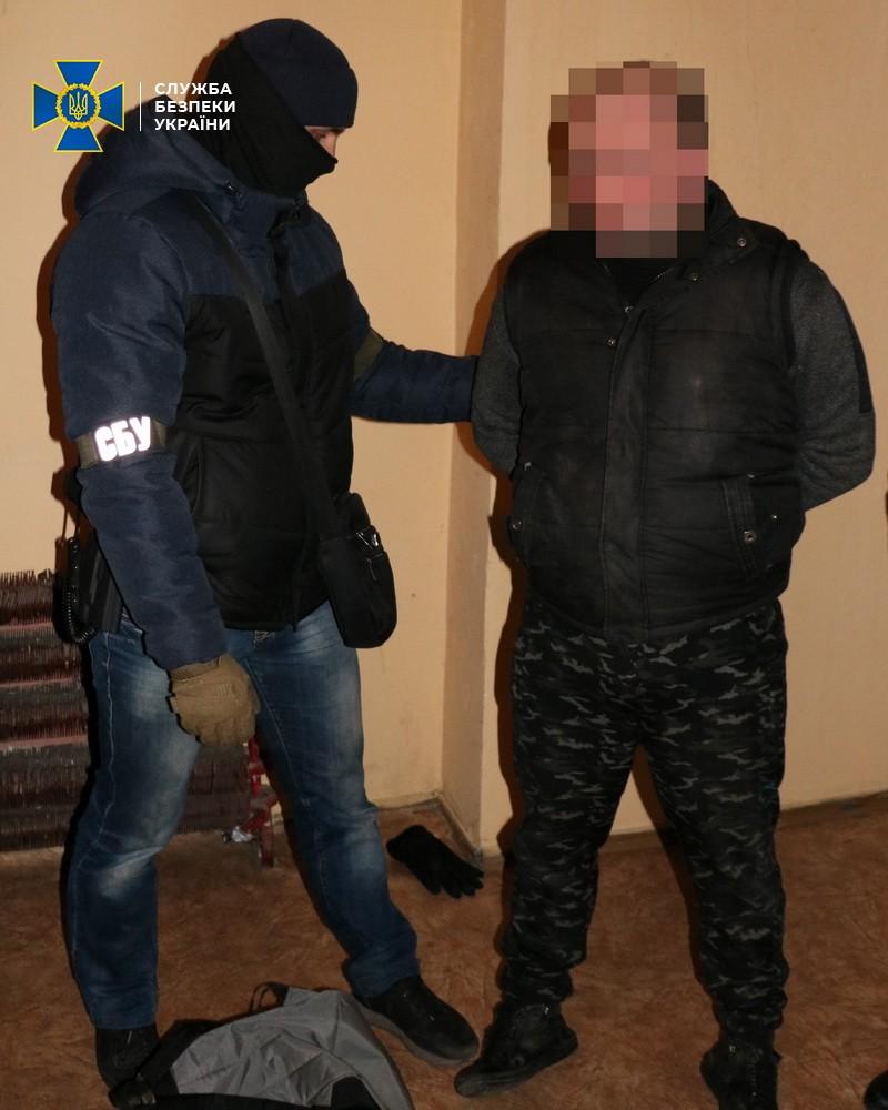 Спецслужбы РФ планировали взорвать экс-командира батальона ВСУ. Фото: СБУ