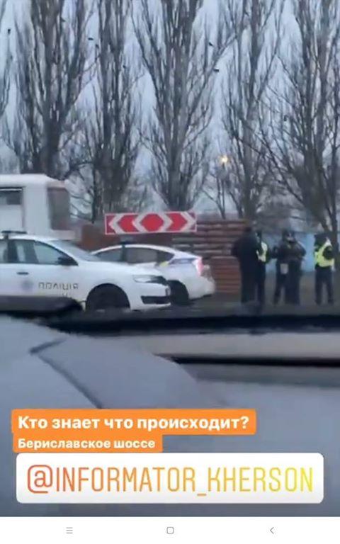 Дело Гандзюк: силовики проводят 30 обысков в ходе спецоперации в Херсонской области, фото — УНН