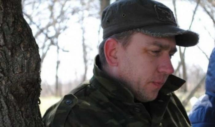 Алексей Кривуля, фото: СМИ сепаратистов