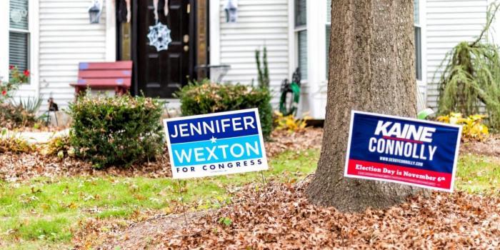 Предвыборная агитация в США: Virginia Tech Daily