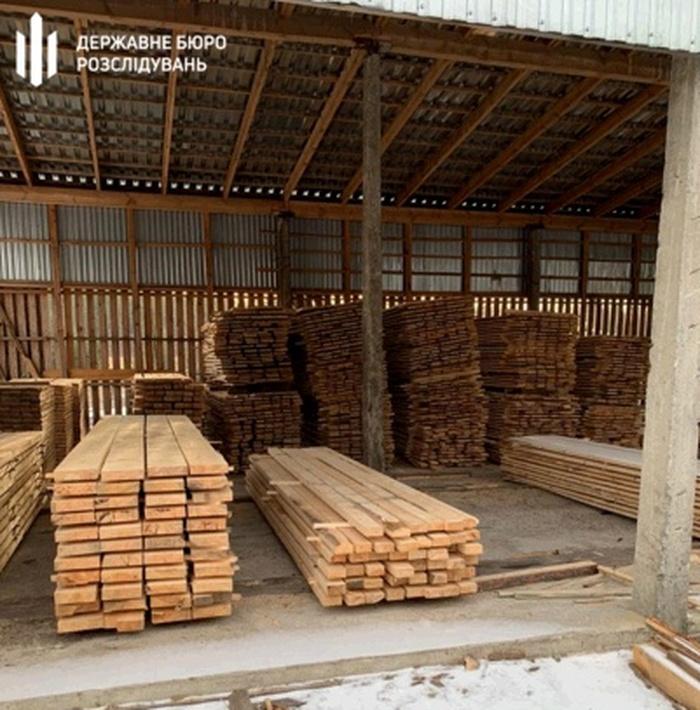 Лісничих із Житомирщини підозрюють у розтраті держмайна на 6 млн грн. Фото: ДБР