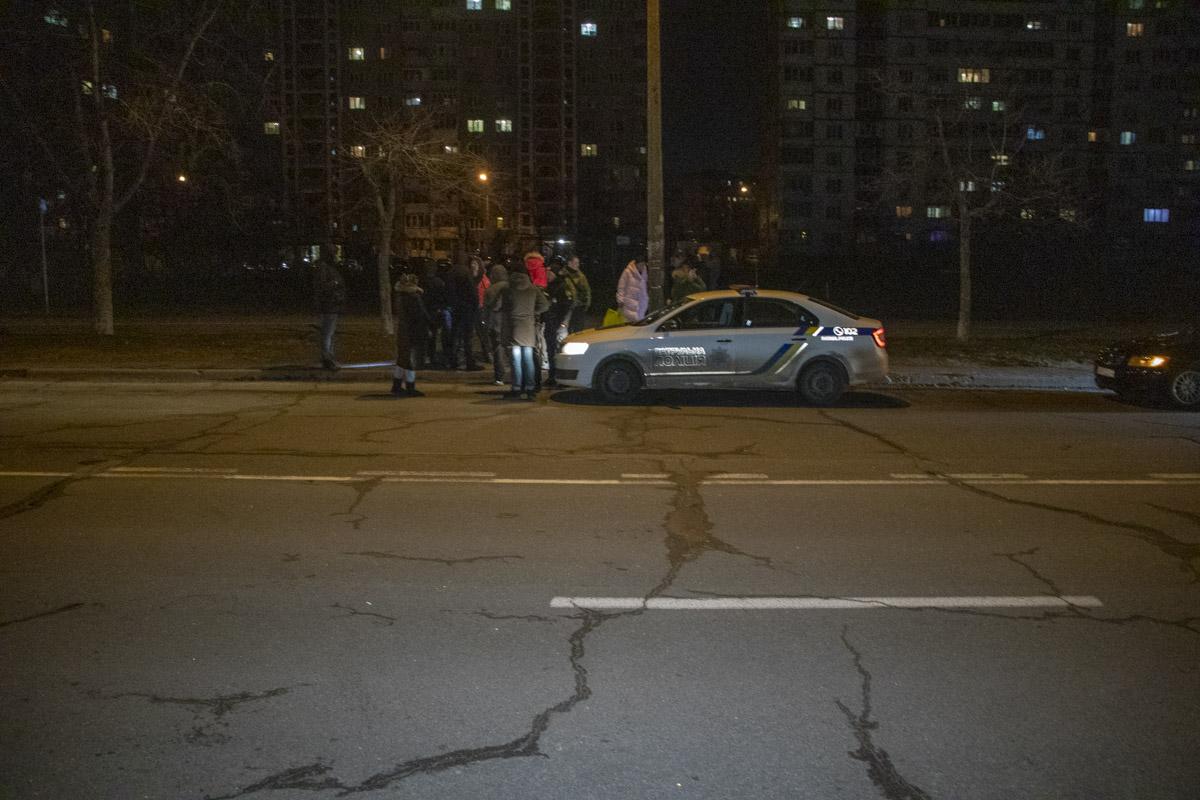 В Киеве пьяные дебошири из Луганска угрожали расстрелом полицейским. Фото: Информатор