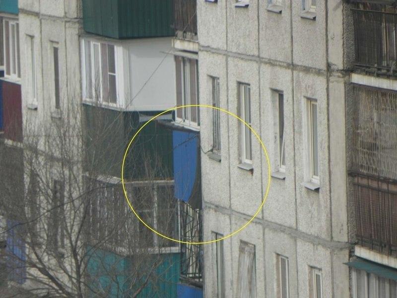 Российский вертолет дал залп по жилому дому, фото — Baza