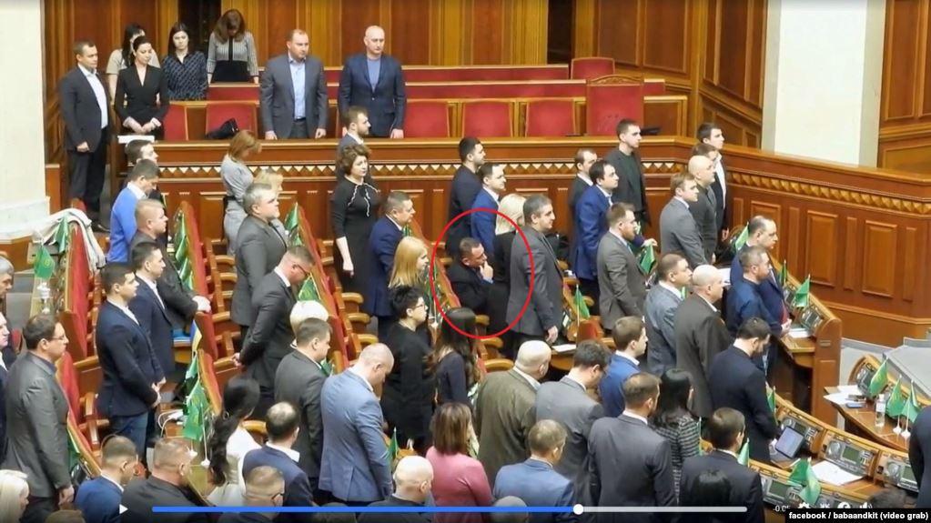 """Бужанський оскверняє пам'ять Небесної сотні: активісти поскаржилися на """"слугу"""" Венедіктовій"""