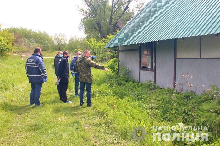 Массовое убийство на Житомирщине. Фото: Нацполиция