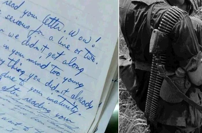 Лист американського солдата дійшов до адресата через півстоліття. Фото: shortpedia.com