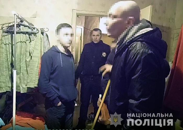 50-річний киянин розбещував неповнолітніх та змушував займатися проституцією. Фото: Нацполіція