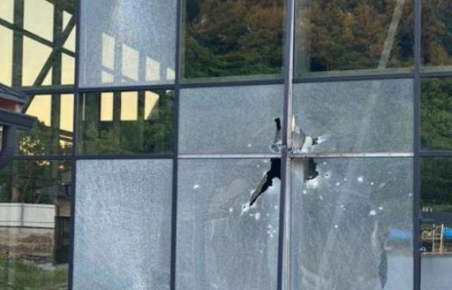 З гранатомета обстріляли курорт на Закарпатті, фото — mukachevo.net