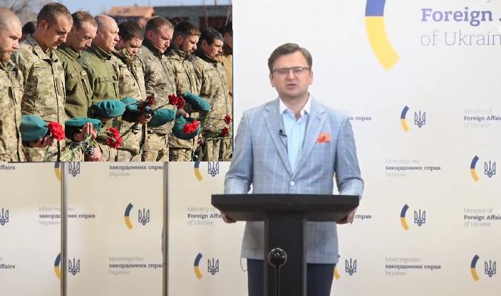 Варварство з ознаками воєнного злочину — МЗС про розстріл медика на Донбасі