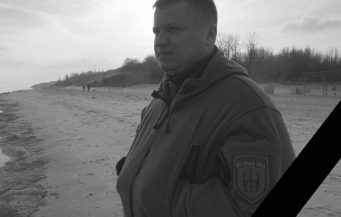 Комбат Червень (Андрей Гергерт), фото: Петр Порошенко
