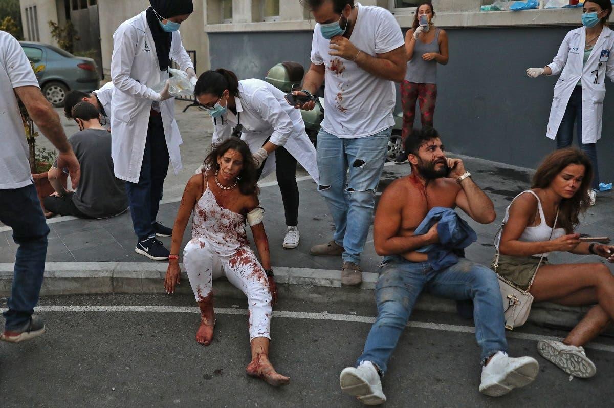 Вибух у Лівані забрав життя 78 осіб,
