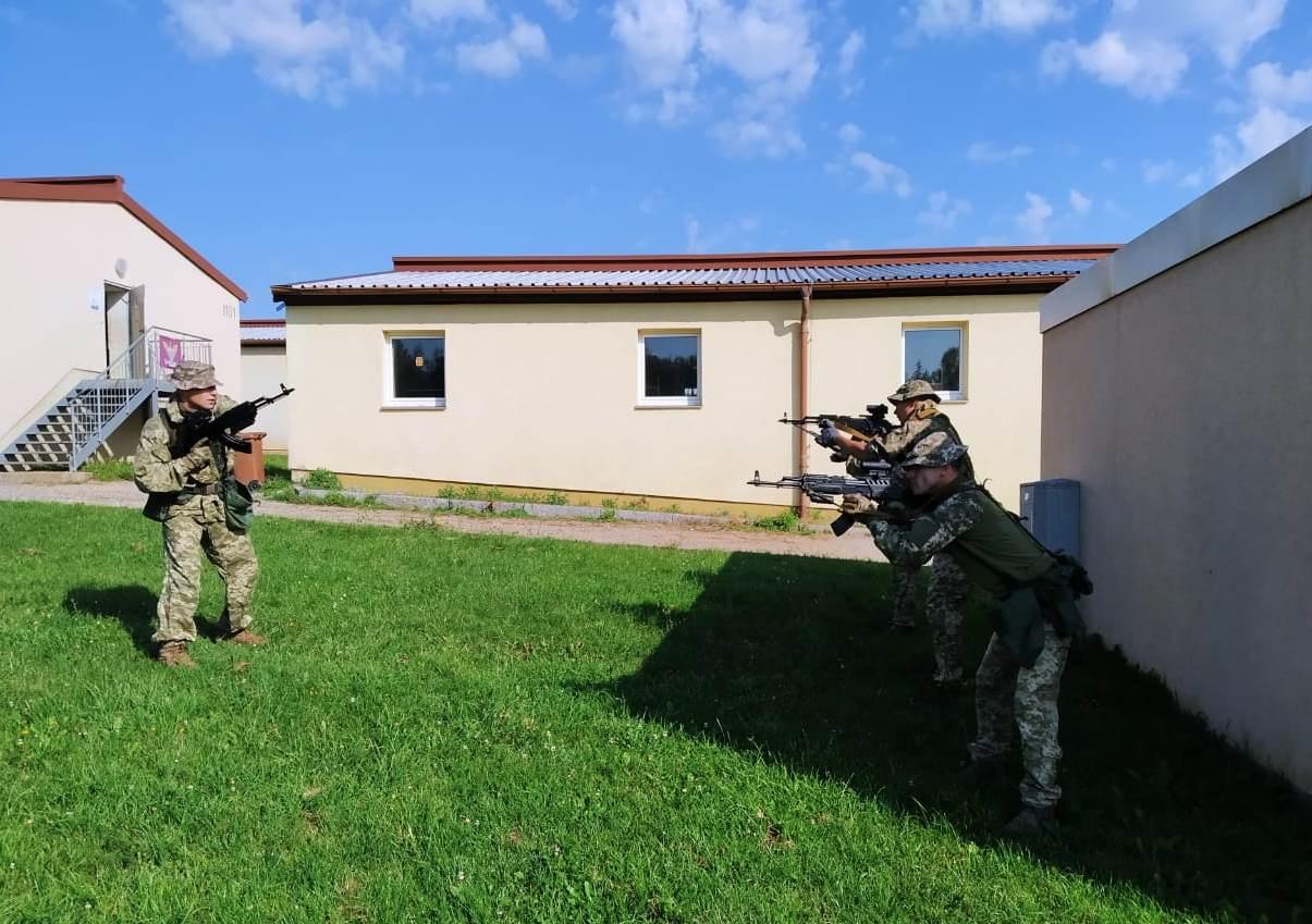Военные учения в Германии. Фото: Миноборони