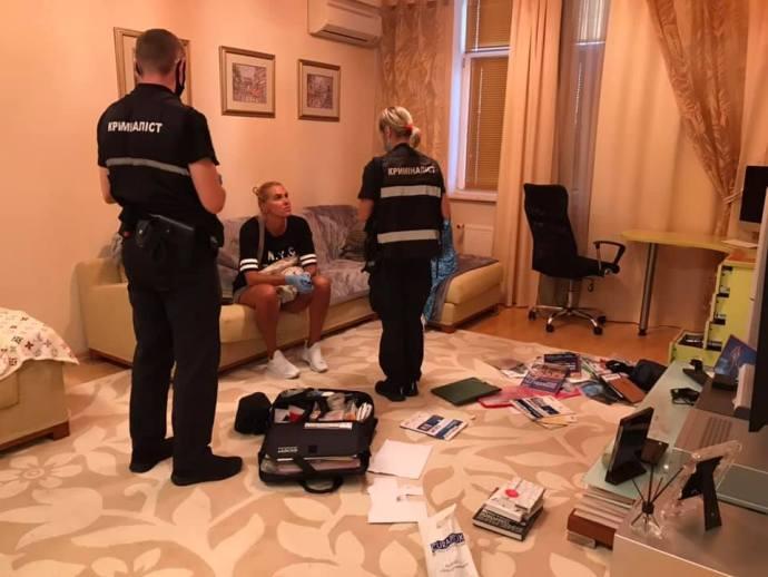 Полиция начала разыскивать воров. Фото: Facebook