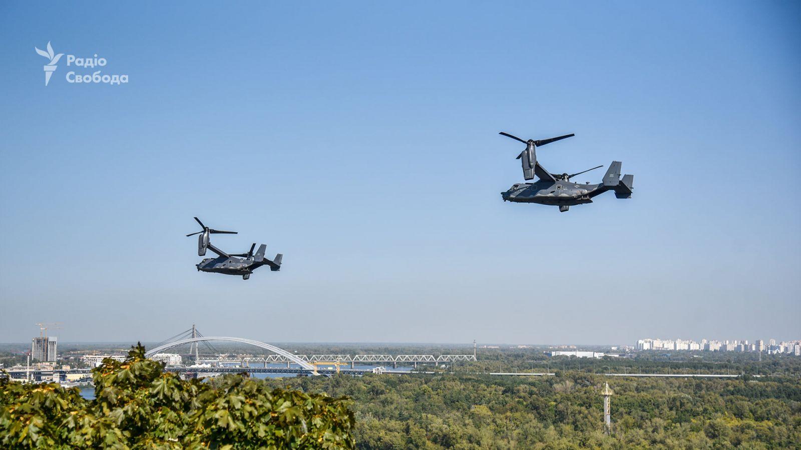 Самолеты НАТО. Фото: Радио Свобода
