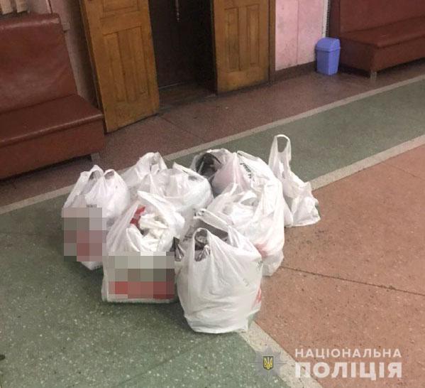 Газеты с агитацией. Фото: пресс-служба МВД