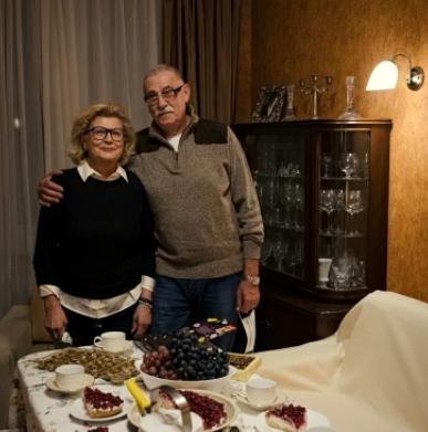 Родители Андрея Ермака. Фото: Бабель