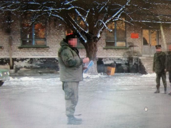 В Киеве задержали одного из руководителей «милиции» боевиков, фото: СБУ