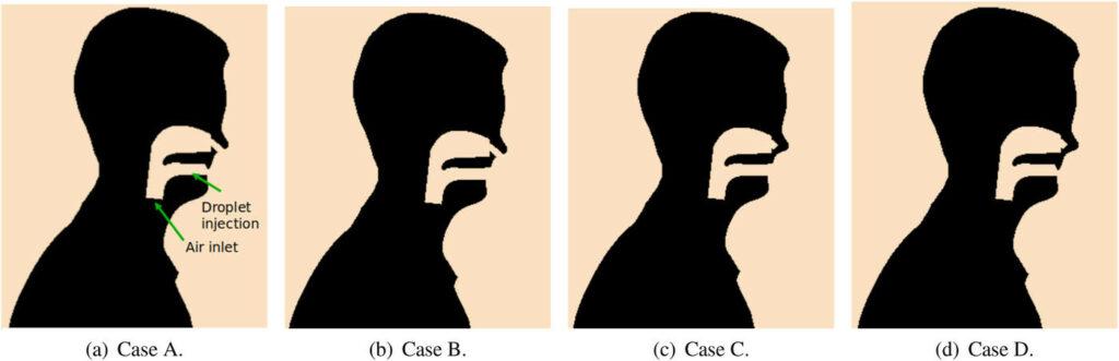 Моделювання чхання. Фото: Naked science