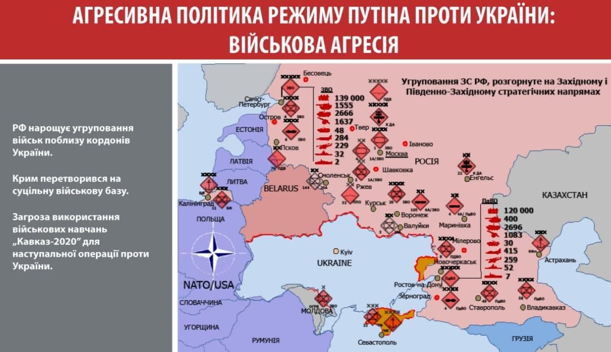 Росія здатна атакувати Херсонщину для повернення води у Крим, дані — СЗР