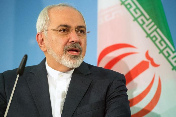 Глава МИД Ирана Джавад Зариф, фото: «Вестник Кавказа»