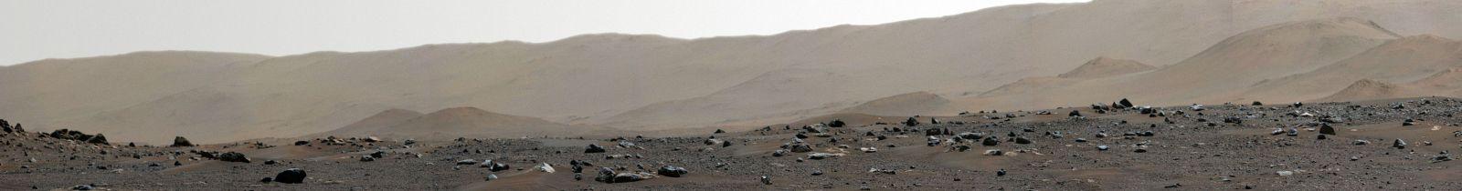 Сделанные марсоходом Perseverance снимки, фото: NASA