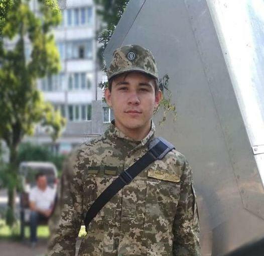 Погибший военный. Фото: Коло