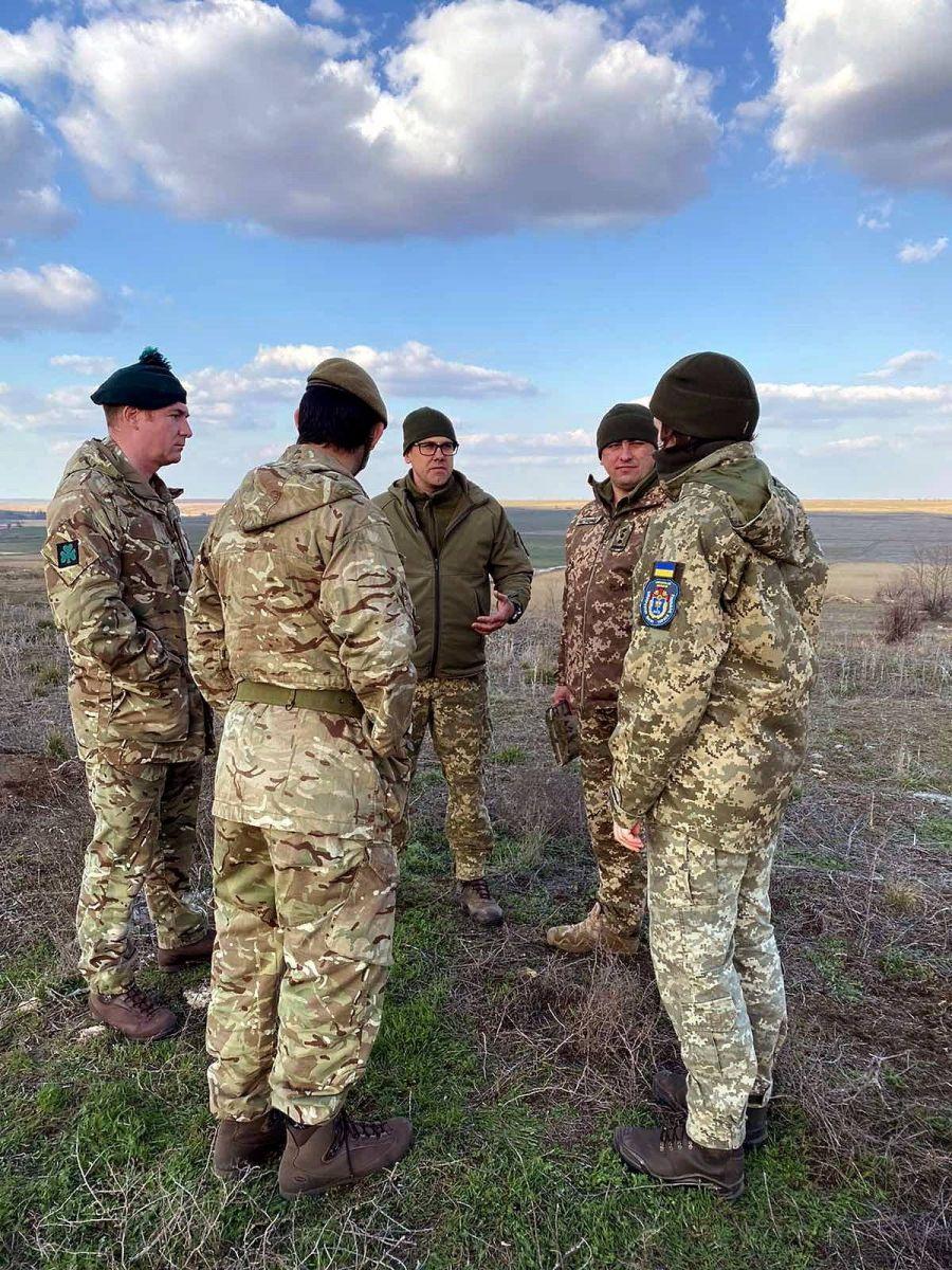 Военные учения. Фото: Генштаб
