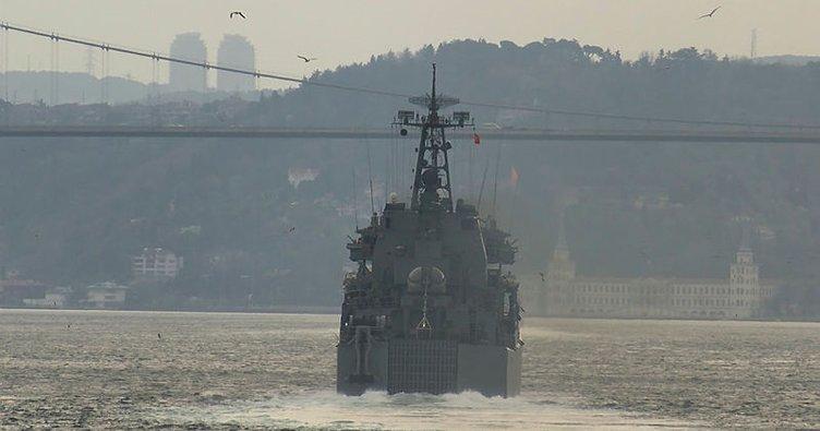Десантные корабли Северного флота РФ. Фото: Sabah