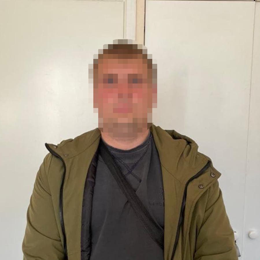 Полицейский. Фото: Киевская городская прокуратура