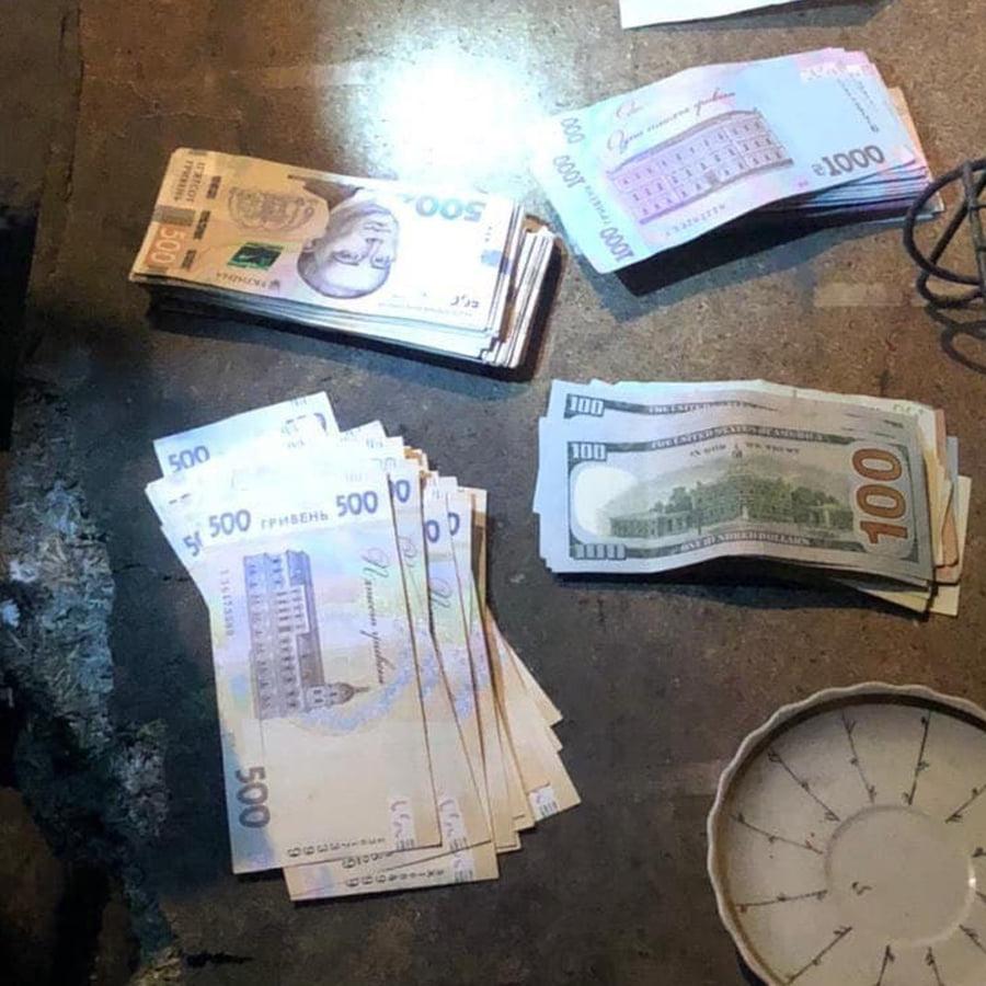 Деньги. Фото: Киевская городская прокуратура