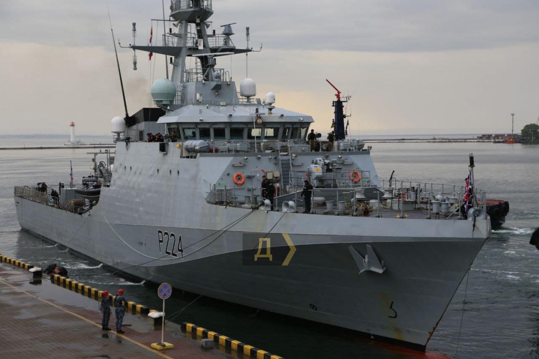 Корабель. Фото: Думская