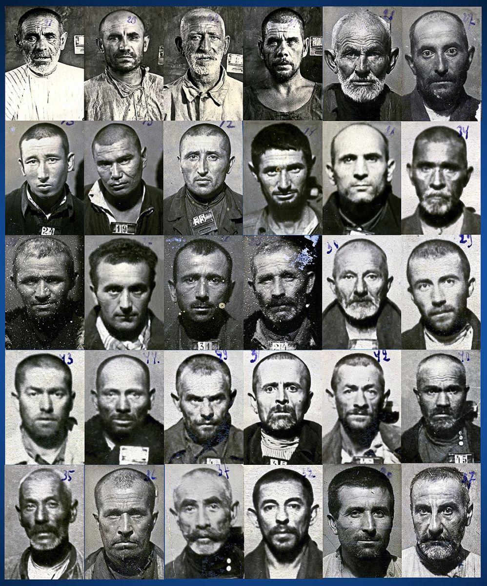 Расстрелянные крымские татары. Фото: СБУ