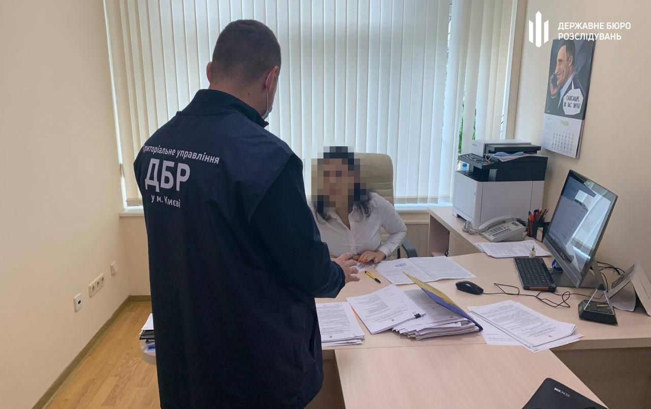 В мэрии Киева снова обыски — ГБР расследует незаконную застройку возле Лавры, фото — ГБР