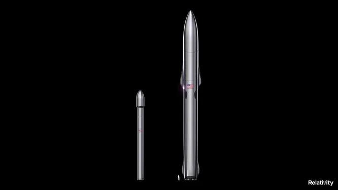 Ракета. Фото: прес-служба компанії