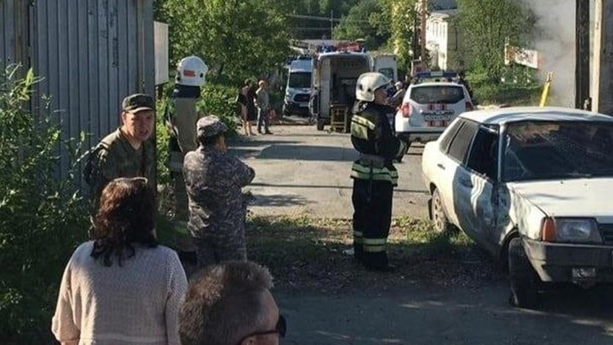 Автобус раздавил шестерых россиян под Екатеринбургом. Фото: Интерфакс