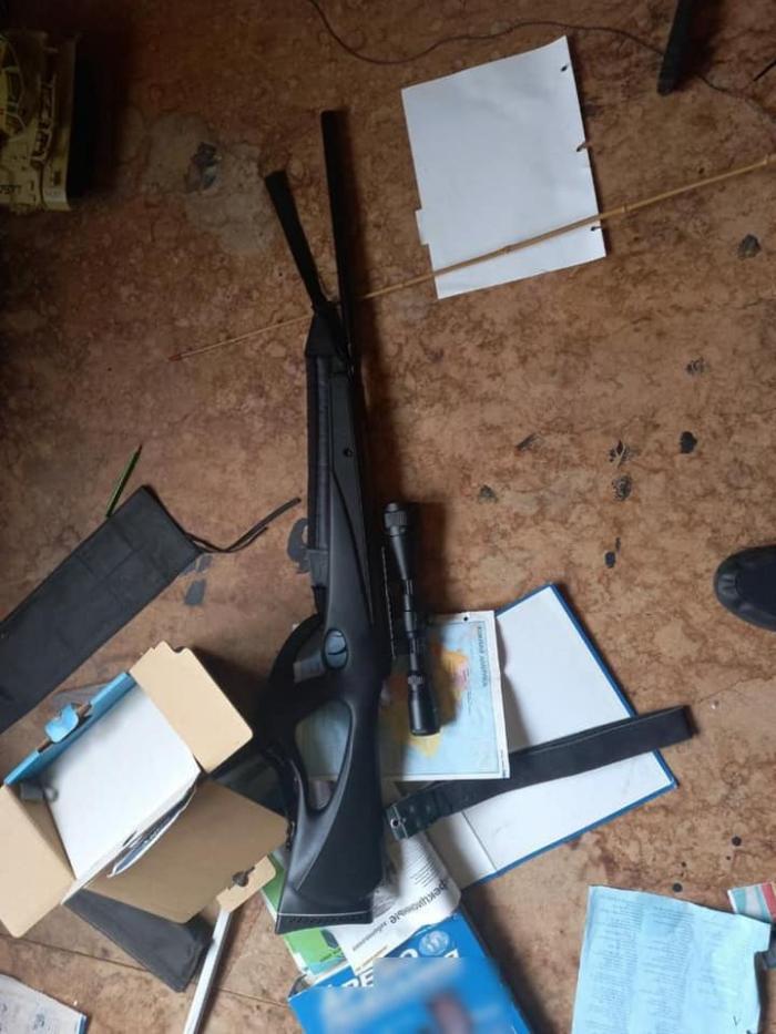 Трагический инцидент с оружием произошел на Киевщине, фото: Андрей Небытов