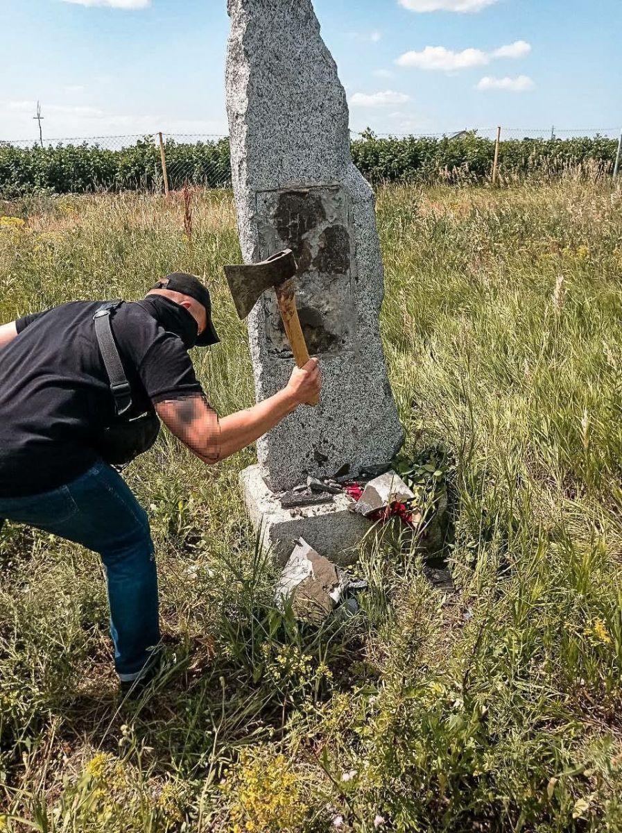 Памятник дружбе с Россией. Фото: Фрайкор