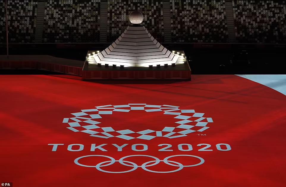 Відкриття Олімпіади 2021. Фото: PA