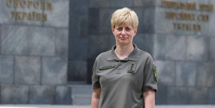 Татьяна Остащенко, фото: Минобороны