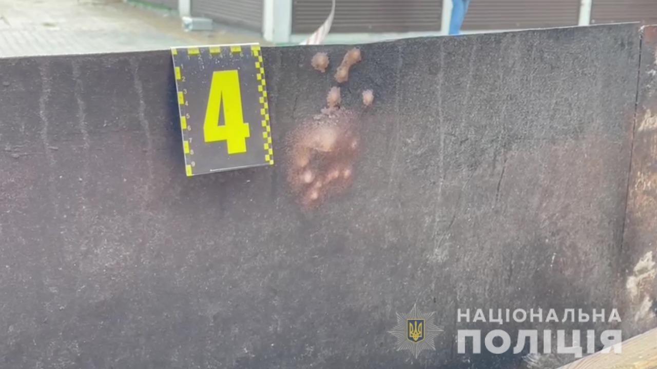 Убийство в Затоке. Фото: пресс-служба полиции