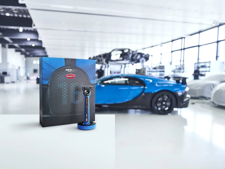 Бритва Bugatti. Фото: пресс-служба компании