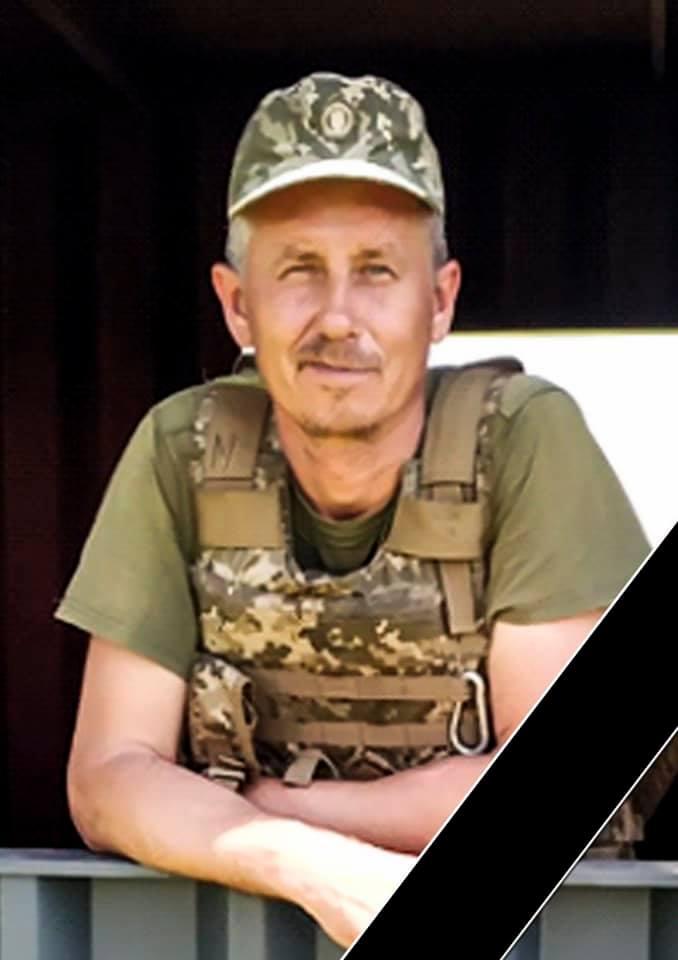 На Донбассе 26 сентября погиб Виктор Молостов, фото: Сахновщинская территориальная община