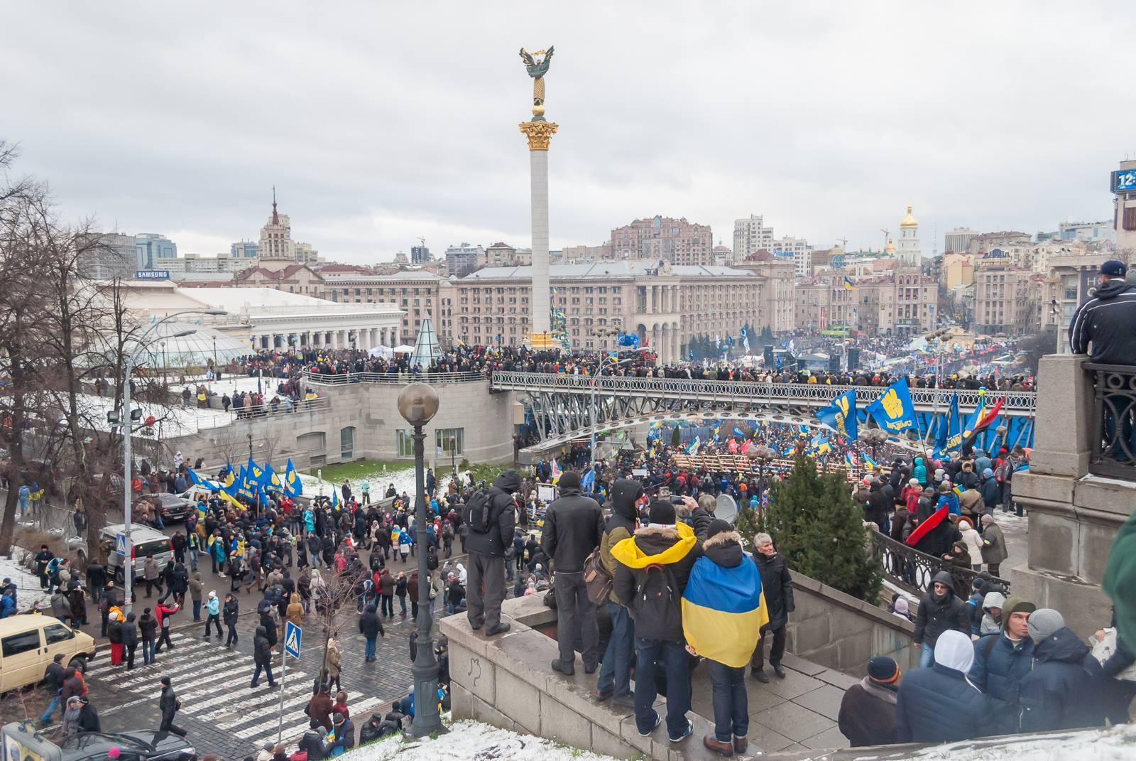 киевский майдан картинки