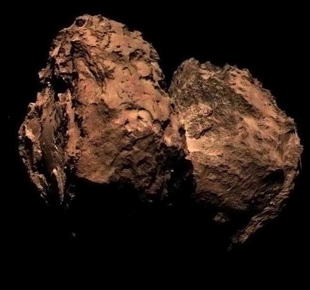 Фото: ЕКА / Rosetta