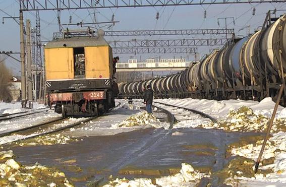 Фото пресс-службы УМВД Украины на Одесской железной дороге